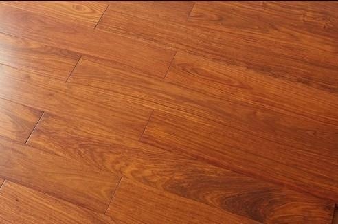 亚花梨地板